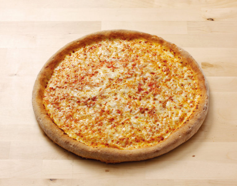 A Cheese & Tomato Pizza by Papa John's