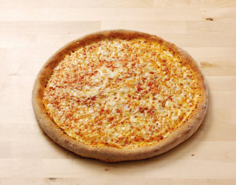 A Cheese & Tomato Pizza by Papa John's