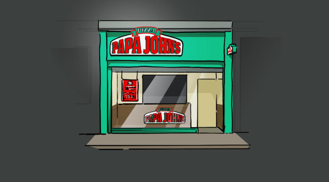 How to start a pizza franchise