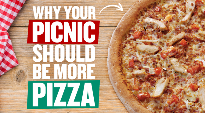 Why your picnic should be more pizza