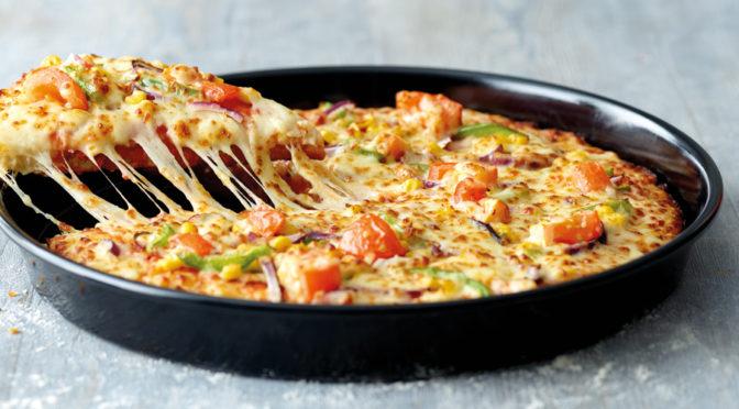 Deep Crust Pizza