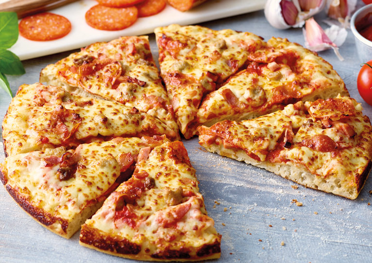 Papa John's Deep Crust Pizzas Make Perfect Comfort Food