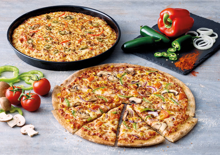 Pizza Delivery by Papa John's