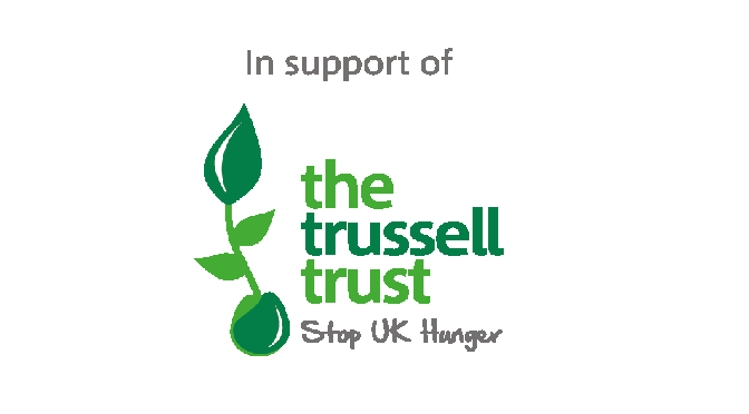 Supporting food banks and Trussell Trust