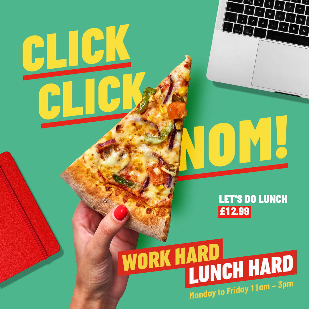 Let's do lunch deal