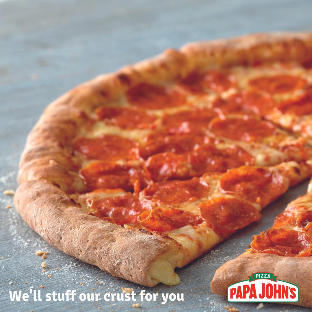 pizza is amazing